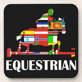 Equestrian Drink Coaster