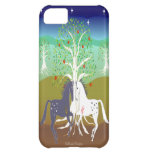 Equestrian Eden iPhone 5 Tough Case-Mate Case Cover For iPhone 5C