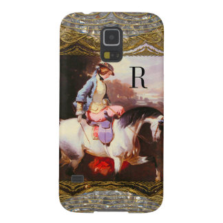 Equestrian Elsa Monogram Case For Galaxy S5