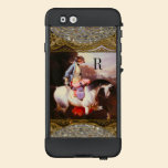 Equestrian Elsa Monogram LifeProof® NÜÜD® iPhone 6 Case
