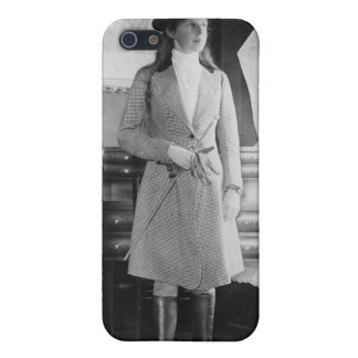 Equestrian Fashion 1915 Covers For iPhone 5