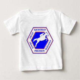 EQUESTRIAN HEXAGON BABY T-Shirt