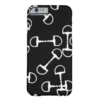 Equestrian Horse Bits Barely There iPhone 6 Case