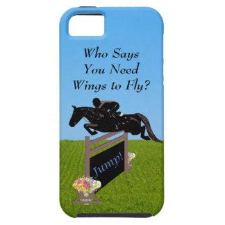 Equestrian Horse Jumper iPhone 5 Cases