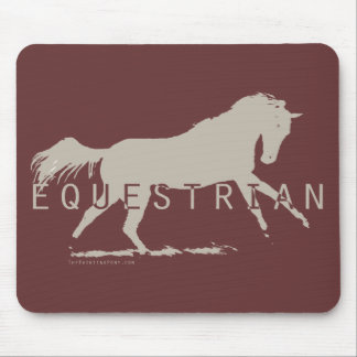 Equestrian Horse Mouse Pad