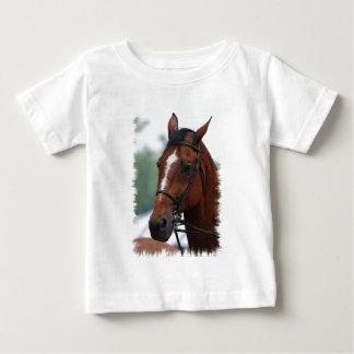Equestrian Horse Show Baby T-Shirt