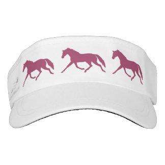 Equestrian Horses Visor