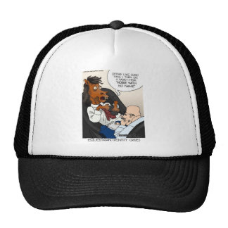 Equestrian Identity Crisis Funny Gifts & Tees Trucker Hat