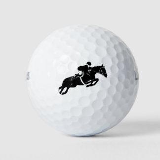 Equestrian Jumper Golf Balls