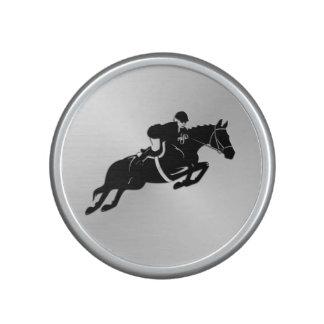 Equestrian Jumper Speaker