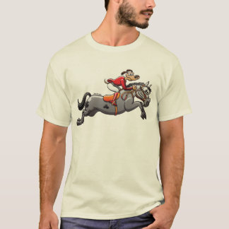 Equestrian Jumping Dog T-Shirt