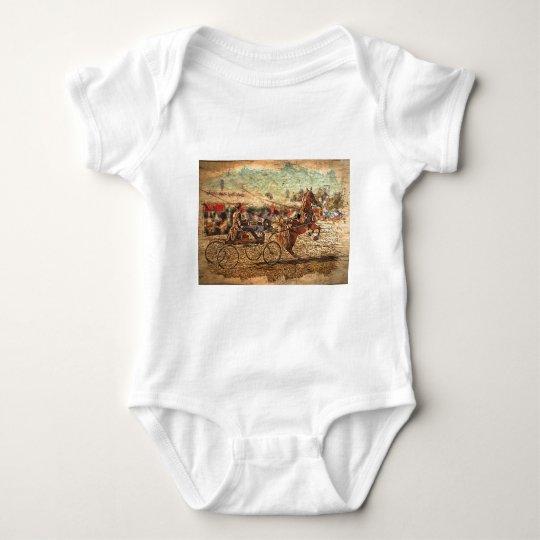 Equestrian | Just Fun Baby Bodysuit
