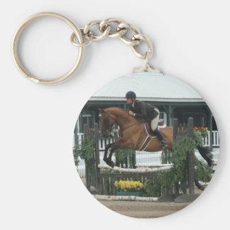 Equestrian Keychain