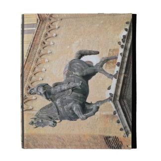 Equestrian Monument of Bartolommeo Colleoni (1400- iPad Cases