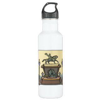 Equestrian Monument 24oz Water Bottle