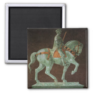 Equestrian Monument to Sir John Hawkwood, Uccello Magnet