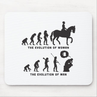 Equestrian Mouse Pad