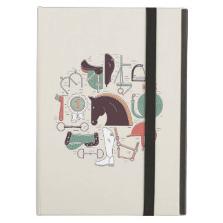 Equestrian Necessities iPad Case
