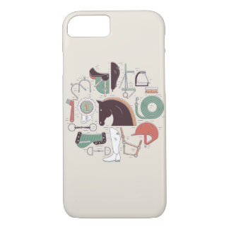 Equestrian Necessities iPhone Case