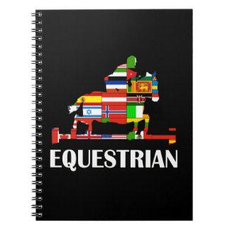 Equestrian Notebook