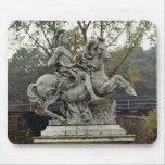 Equestrian Portrait of Louis XIV 2 Mouse Pad