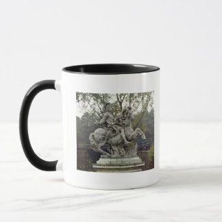 Equestrian Portrait of Louis XIV 2 Mug