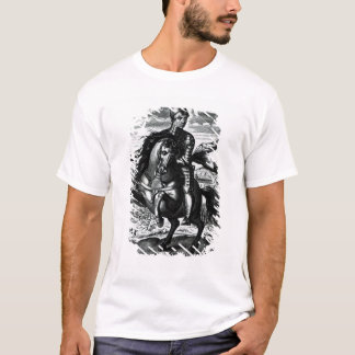 Equestrian portrait of Oliver Cromwell T-Shirt