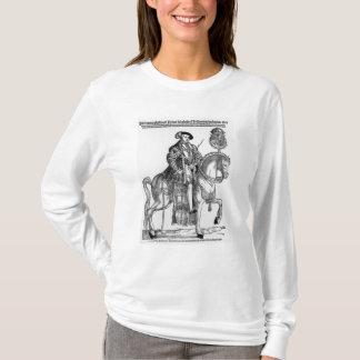 Equestrian Portrait of Philip II  of Spain T-Shirt