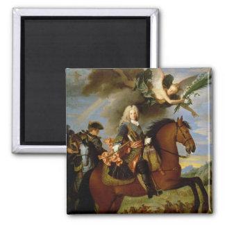 Equestrian Portrait of Philip V Magnet