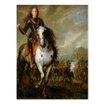 Equestrian Portrait of Prince Eugene Postcards