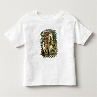 Equestrian portrait of the Duke of Lerma  1603 Toddler T-shirt