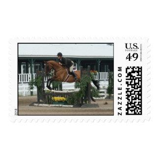 Equestrian Postage