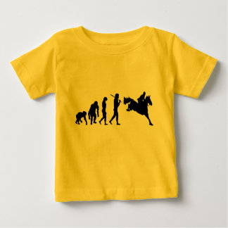 Equestrian Show Jumping riders gift ideas Baby T-Shirt