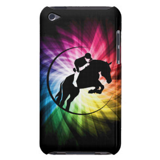 Equestrian Spectrum Barely There iPod Cover