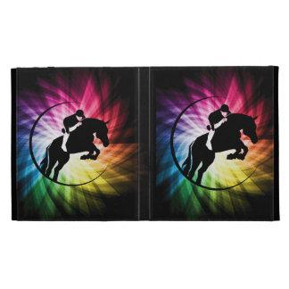 Equestrian Spectrum iPad Folio Cases