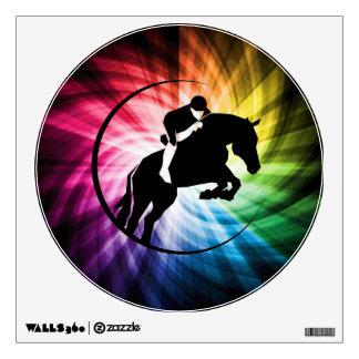 Equestrian Spectrum Room Graphics