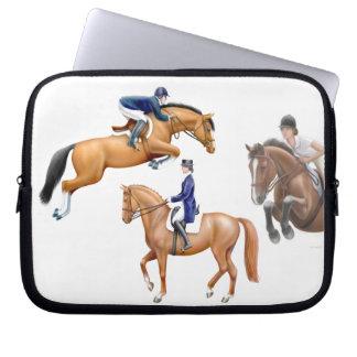 Equestrian Sport Horses Electronics Bag