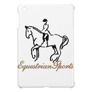 Equestrian Sports iPad Mini Cover
