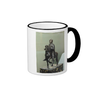 Equestrian statue of Charlemagne Coffee Mugs