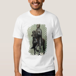 Equestrian statue of Charlemagne T-shirt