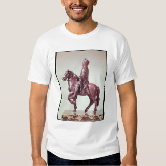 Equestrian statue of Charlemagne Tee Shirt
