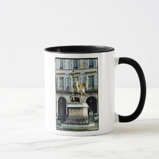 Equestrian statue of Joan of Arc Mug