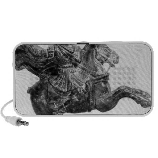 Equestrian statuette of Alexander the Great Mp3 Speaker