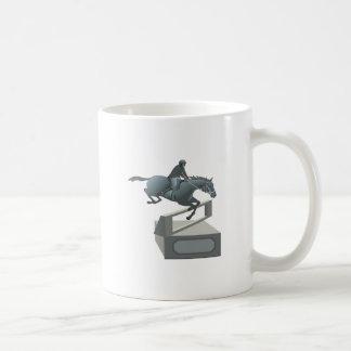 Equestrian Trophy Mug