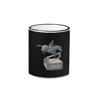 Equestrian Trophy Mugs
