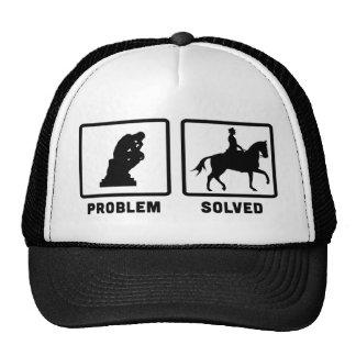 Equestrian Trucker Hat