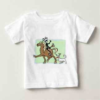 Equestrian Vaulting Baby T-Shirt