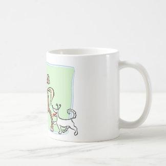 Equestrian Vaulting Coffee Mugs
