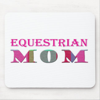 EquestrianMom Mouse Pad