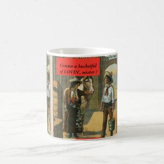 Equestrienne at WELLS FARGO EXPRESS Dating Service Coffee Mug